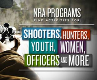NRA LIFE MEMBERSHIP - Right now...Half Price