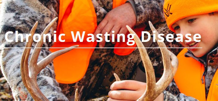TRCP Urges Congressional Action with Chronic Wasting Disease