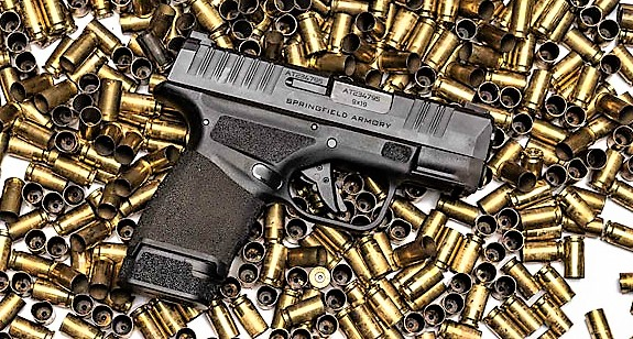 Springfield Armory® Hellcat Crushes 10K Round Test